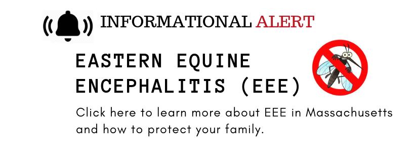 Eastern Equine Encephalitis Banner